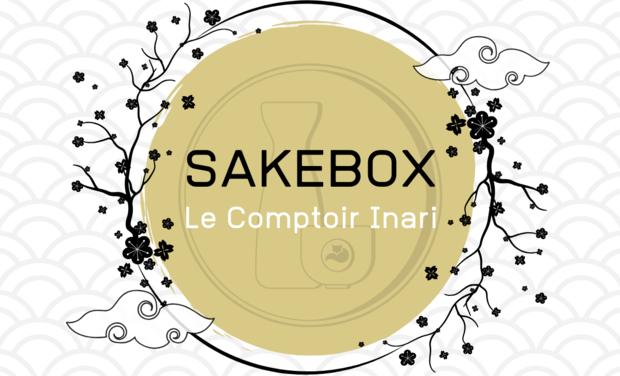 Visuel du projet SakéBox : A la découverte d'une boisson emblématique du Japon !