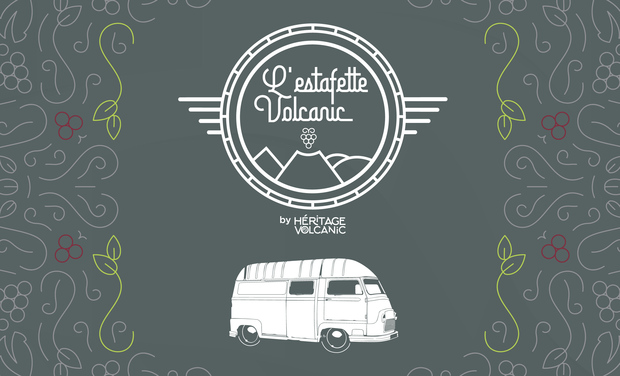 Project visual L'Estafette Volcanic