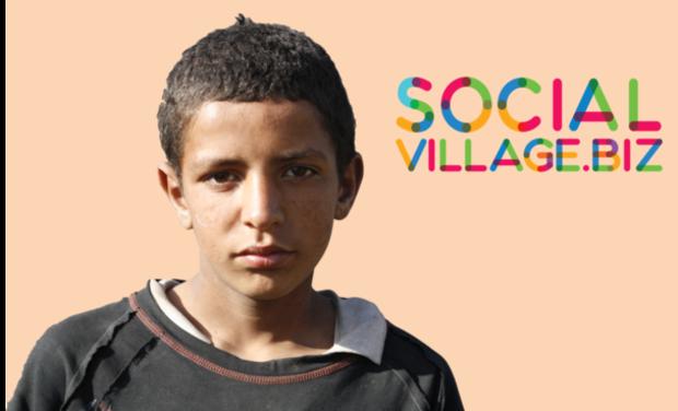 Visuel du projet Social Village