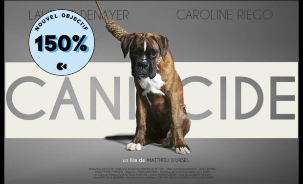 Visuel du projet CANICIDE / court-métrage