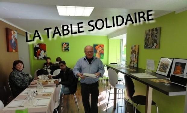 Visuel du projet La Table Solidaire