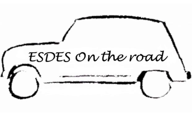 Visuel du projet ESDES On The Road