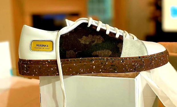Visuel du projet MUXIMA'S, Chaussures de conception française et fabrication artisanale italienne