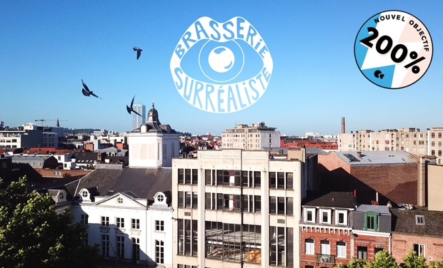 Project visual BRASSERIE SURREALISTE - MICROBREWERY & TAPROOM