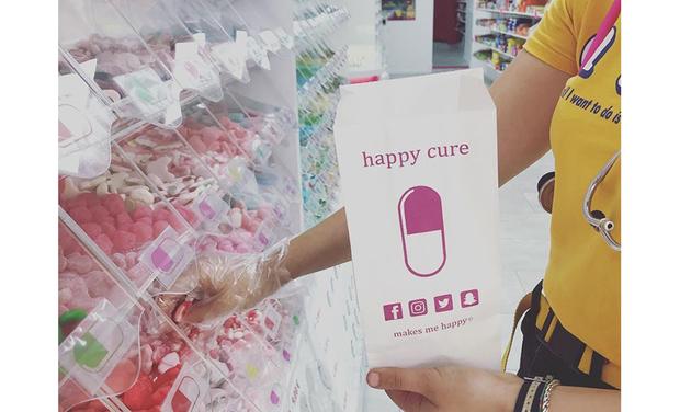 Visuel du projet Happy cure