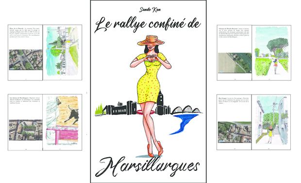 Visuel du projet Le rallye confiné de Marsillargues