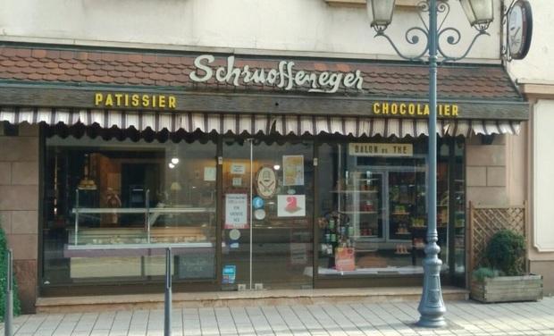 Visuel du projet 68 - Pâtisserie Schruoffeneger à Cernay