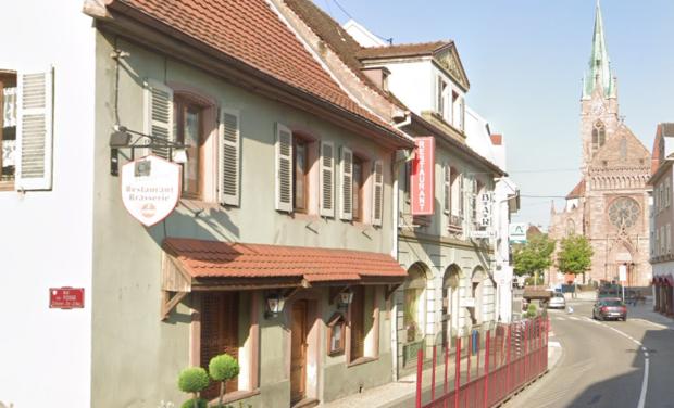Visueel van project 68 - Chez Marianne à Cernay