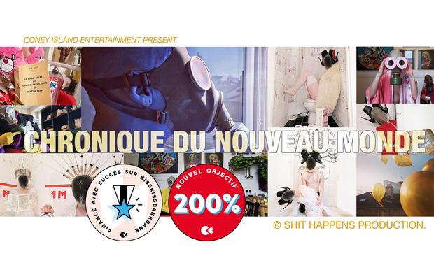 Visueel van project LES CHRONIQUES DU NOUVEAU MONDE / Coffret Collector