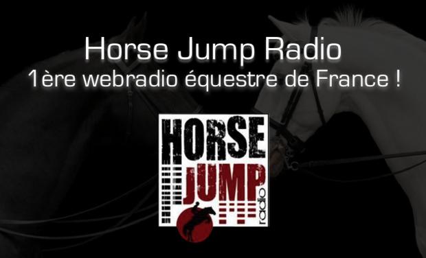 Visuel du projet Horse Jump Radio