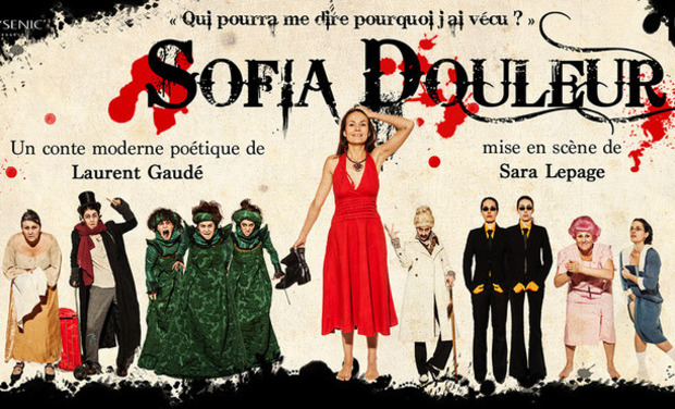 Project visual Sofia douleur