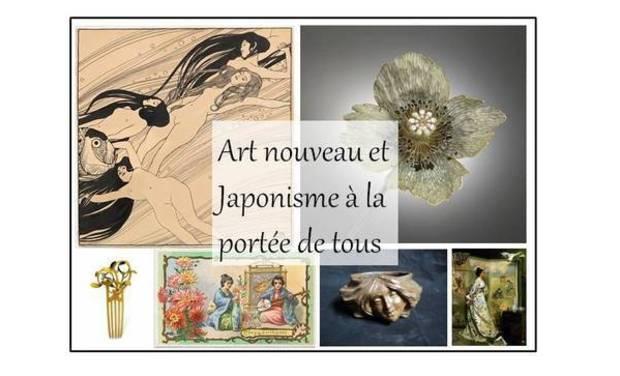 Visueel van project Japonisme et Art nouveau à la portée de tous