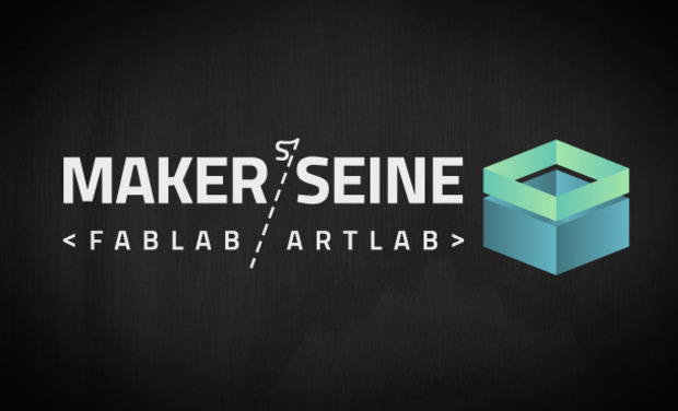 Visueel van project Maker/Seine // FabLab/ArtLab