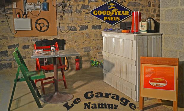 Visuel du projet Le Garage: Espace Culturel Associatif