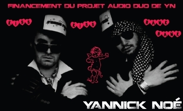 Visuel du projet Yannick Noé : le cd best of du futur album « Fierté : Le best Of ANTOlogik »