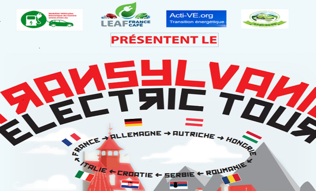 Visueel van project Transylvanie electric tour