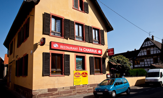 Visueel van project 67 - Restaurant La Charrue à Geudertheim