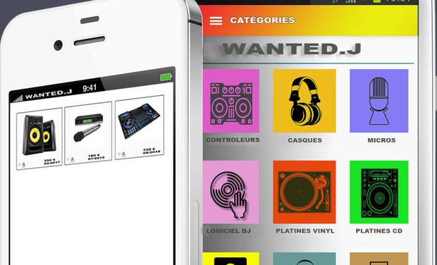 Visuel du projet wanted-j.com