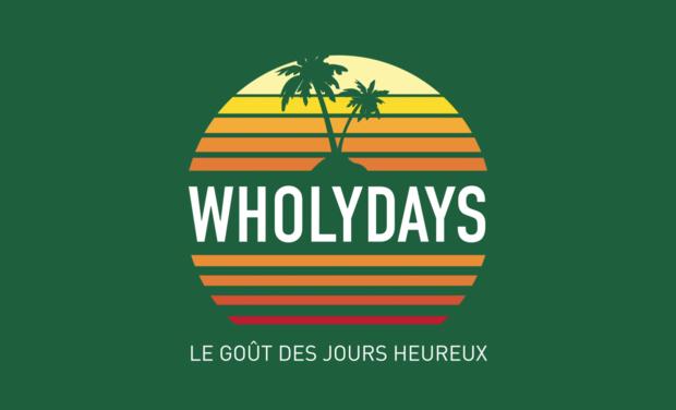 Visuel du projet Wholydays : Le goût des jours heureux