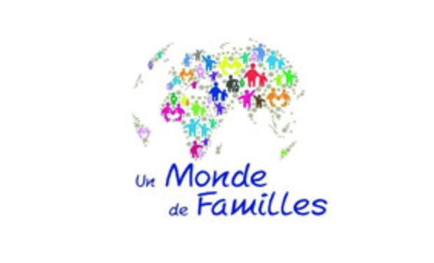 Project visual Un monde de familles