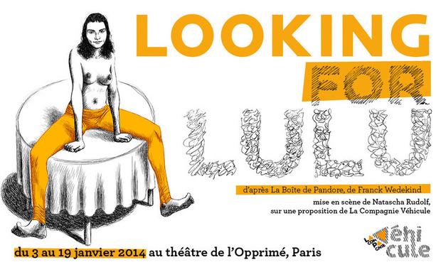 Visuel du projet Looking for Lulu