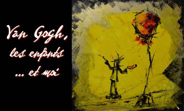 Visueel van project Van Gogh , les enfants et moi