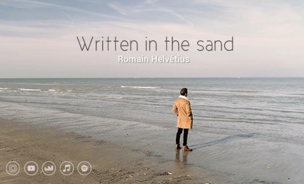 Project visual Romain Helvétius : Sortie du premier album EP