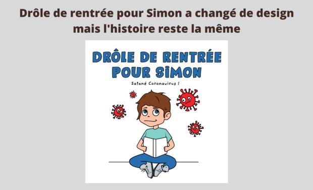 Project visual Drôle de rentrée pour Simon