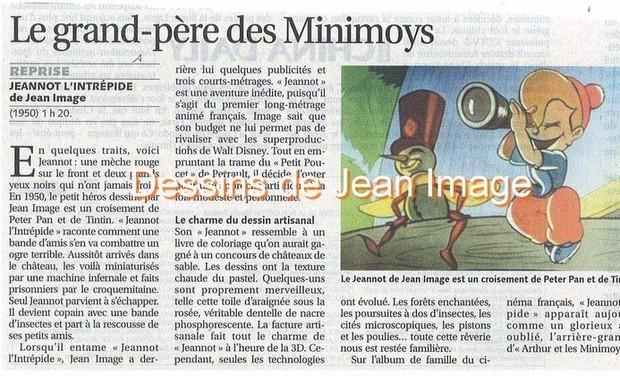 Visuel du projet Dessins de Jean Image