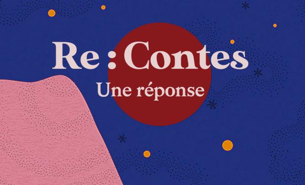 Visuel du projet Re: contes, la première édition