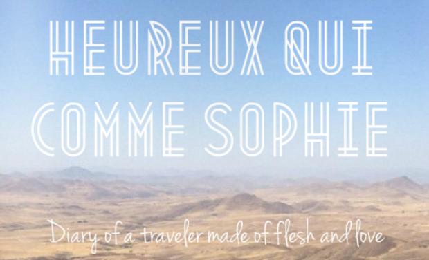 """Visuel du projet """"Heureux qui comme Sophie"""""""