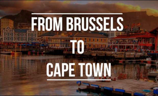 Visuel du projet From Brussels to Cape Town