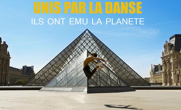 Visuel du projet Unis par la danse, ils ont ému la planète.