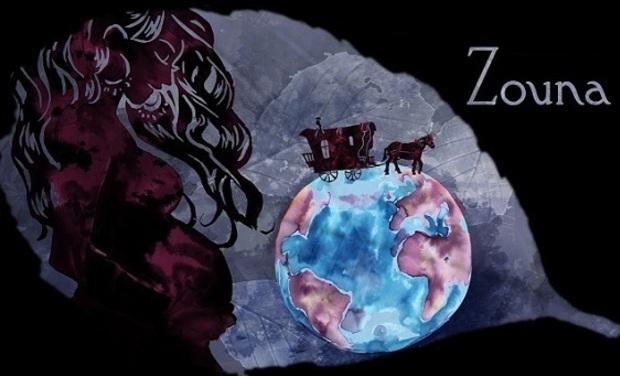 Visuel du projet Zouna, conte musical de la compagnie du Hêtre