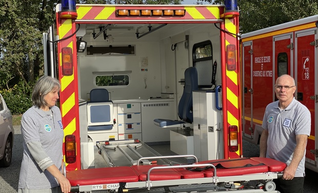 Project visual MILLE PRENOMS POUR UNE AMBULANCE