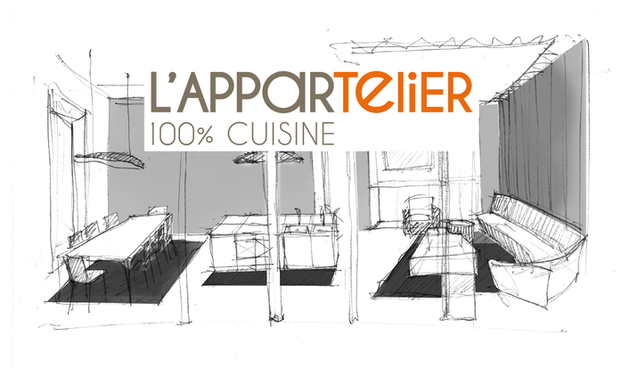 Visueel van project L'Appartelier