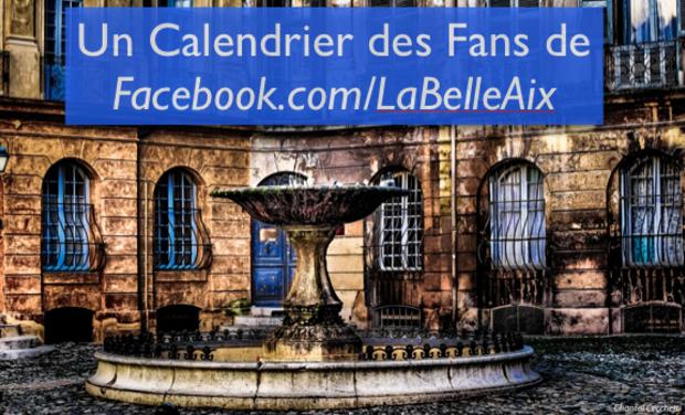 Project visual Calendrier des Fans de @LaBelleAix