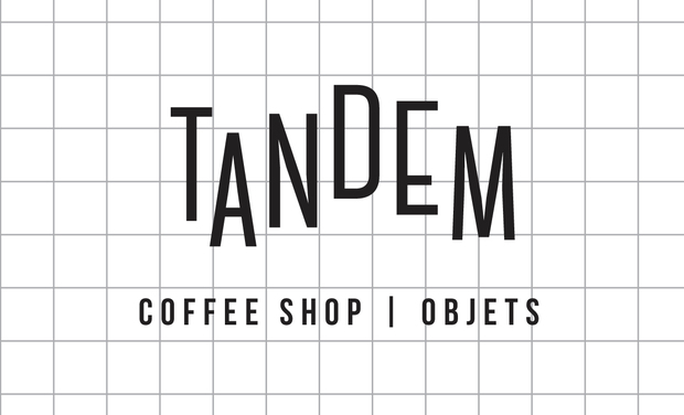 Project visual TANDEM CoffeeShop & Objets