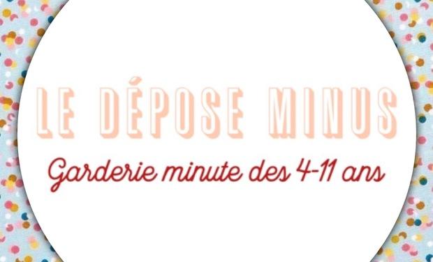 Project visual Le Dépose Minus : la solution de garderie cool sans engagement pour parents zen