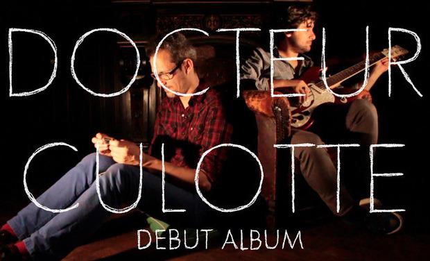 Visuel du projet Docteur Culotte - OLGA - 1er disque