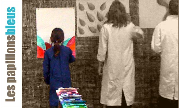 Visuel du projet Participez à l'envol des papillons bleus !