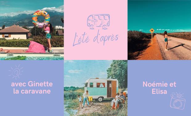 Project image Documentons l'Été d'après avec Ginette la caravane