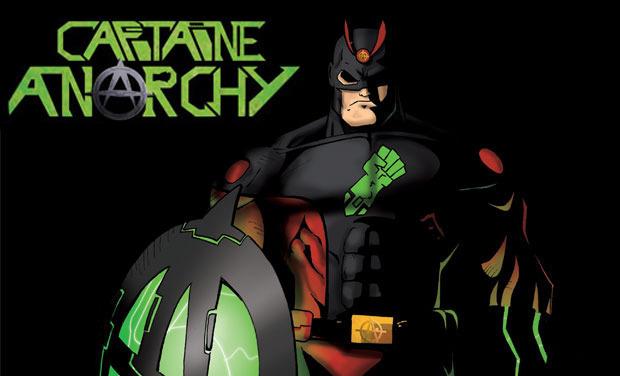 Visueel van project Capitaine Anarchy