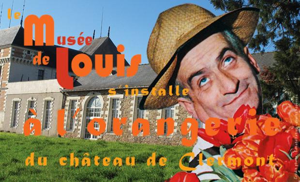 Visuel du projet Le musée de Louis de Funès s'installe au château de Clermont