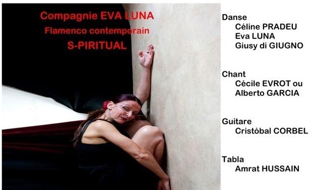 Visueel van project S-PIRITUAL création chorégraphique pour 3 musiciens et 3 danseuses