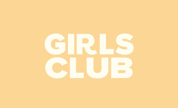 Project visual Girls Club Paris