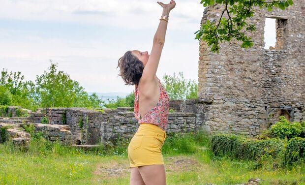 Project visual Des routines de Nia pour Accueillir, Révéler, Développer son Potentiel