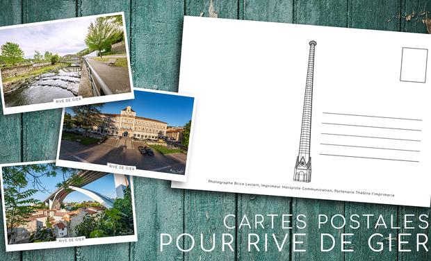 Project visual Collection de cartes Postales de Rive de Gier