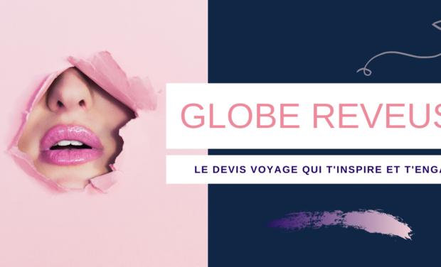 Project visual GlobeReveuse, le devis inspirationnel pour toi !