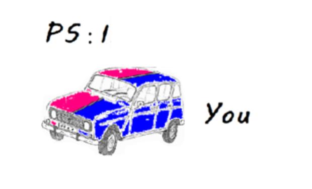 Visueel van project Ps : I 4L You